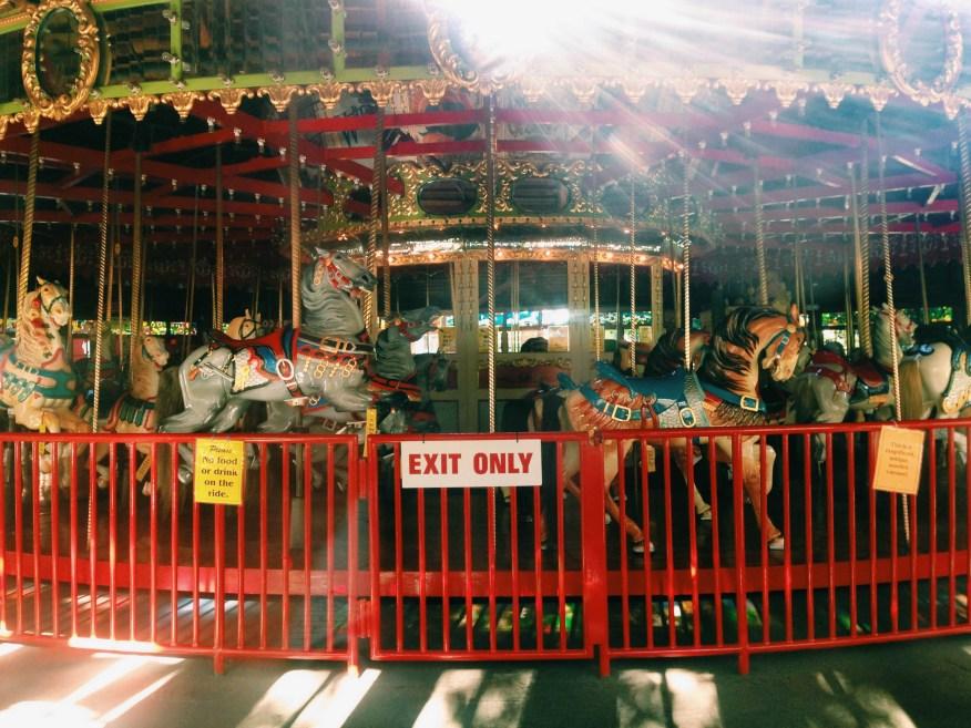 Hartford- merry-go-round