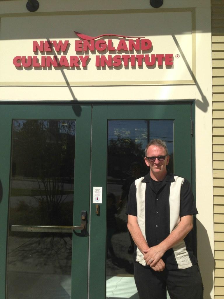 Vermont- Danny at NECI
