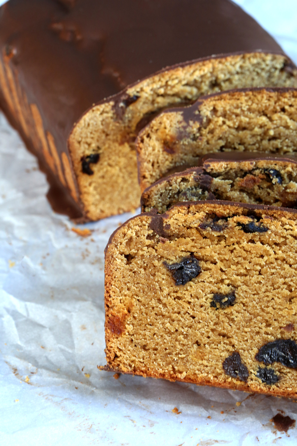 Paleo Cherry Almond Bread