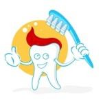 Gluten free toothpaste