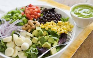 Gluten free vegetarian diet