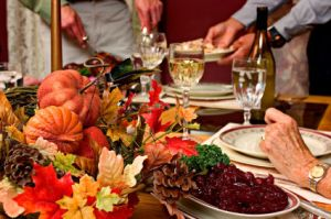 gluten free thanksgiving party