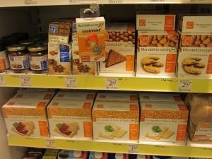 gluten free foods germany german
