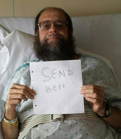 Rabbi send beer