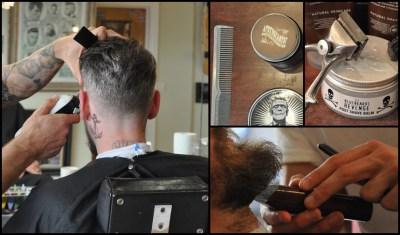 Male Grooming: The Lifestyle Barbershop