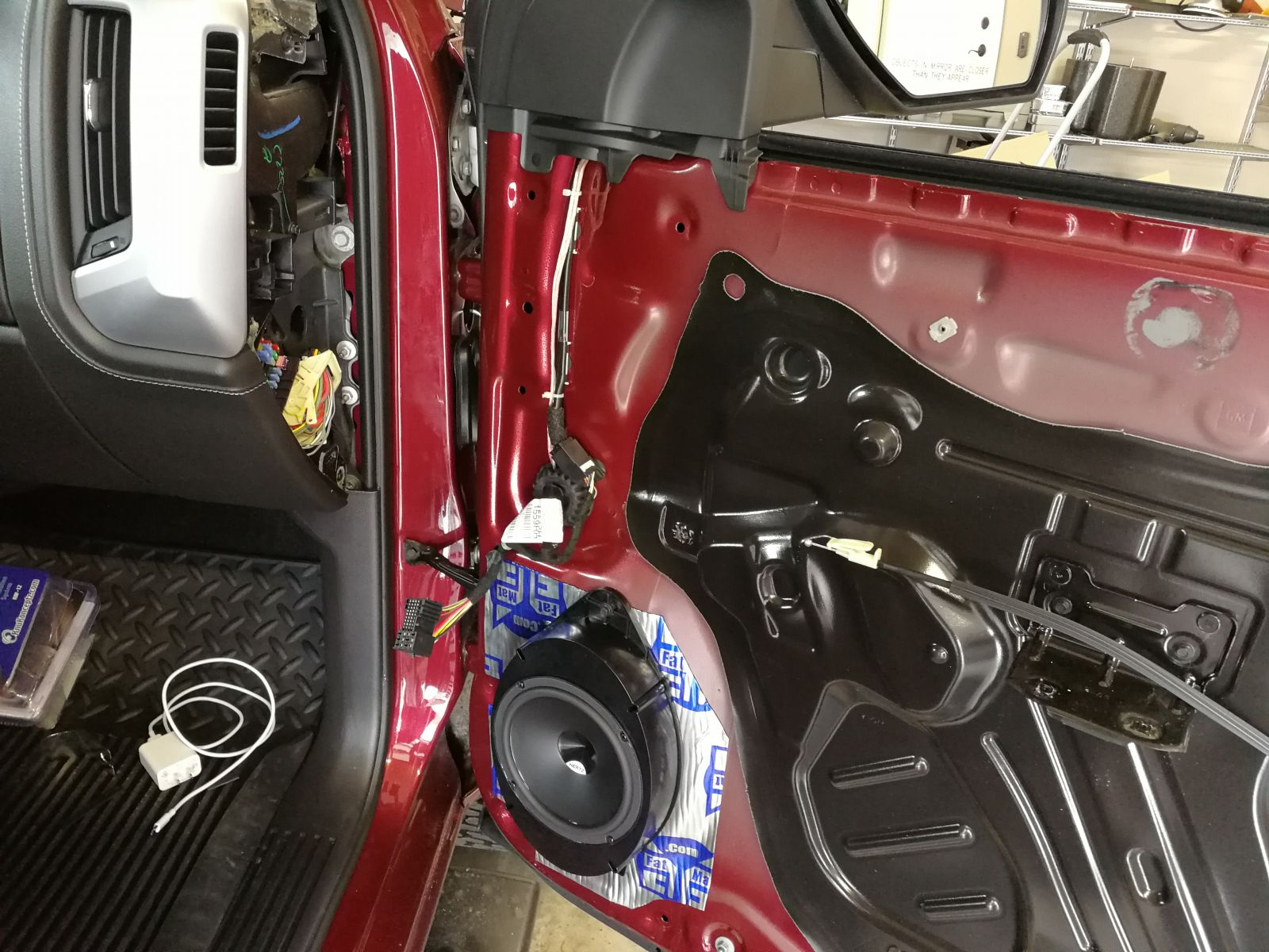 Dsk Doors Hertz Audio Dsk 163 5 Components General Off Topic Gm Trucks