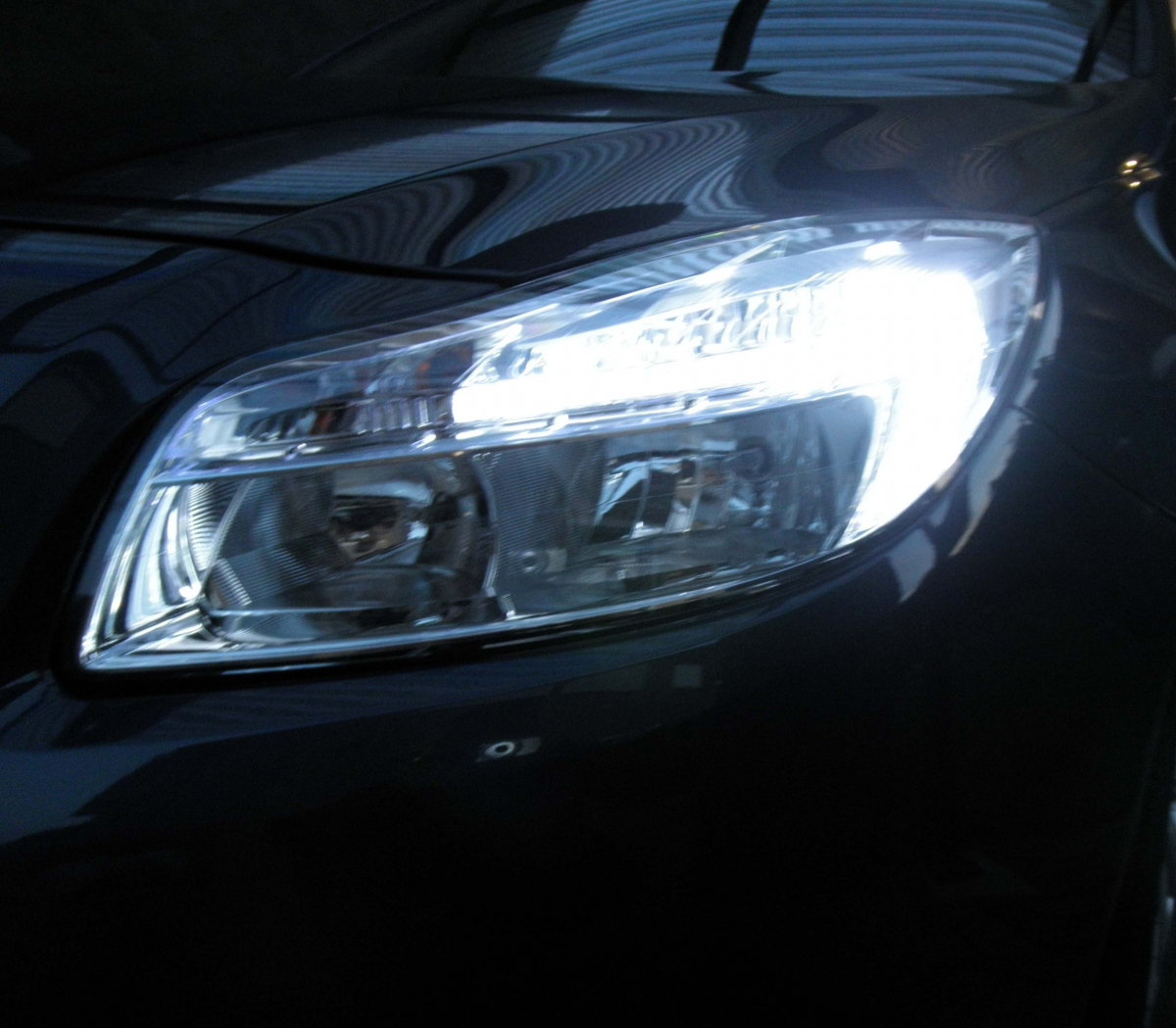 Led Verlichting Astra G Led Dagrijverlichting Opel Astra J