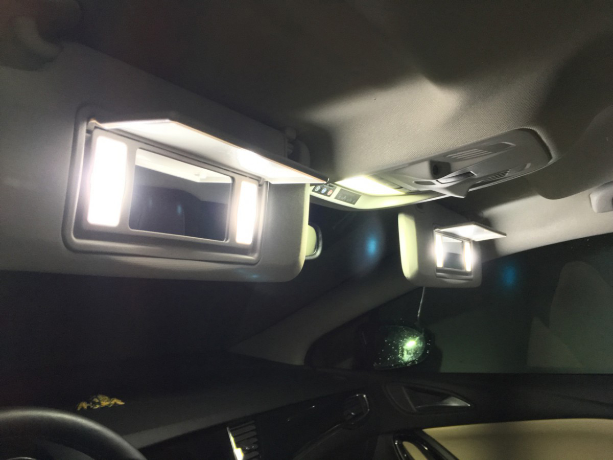 Led Verlichting Astra G Led Interieurverlichting Opel Astra J 3 5 Deurs