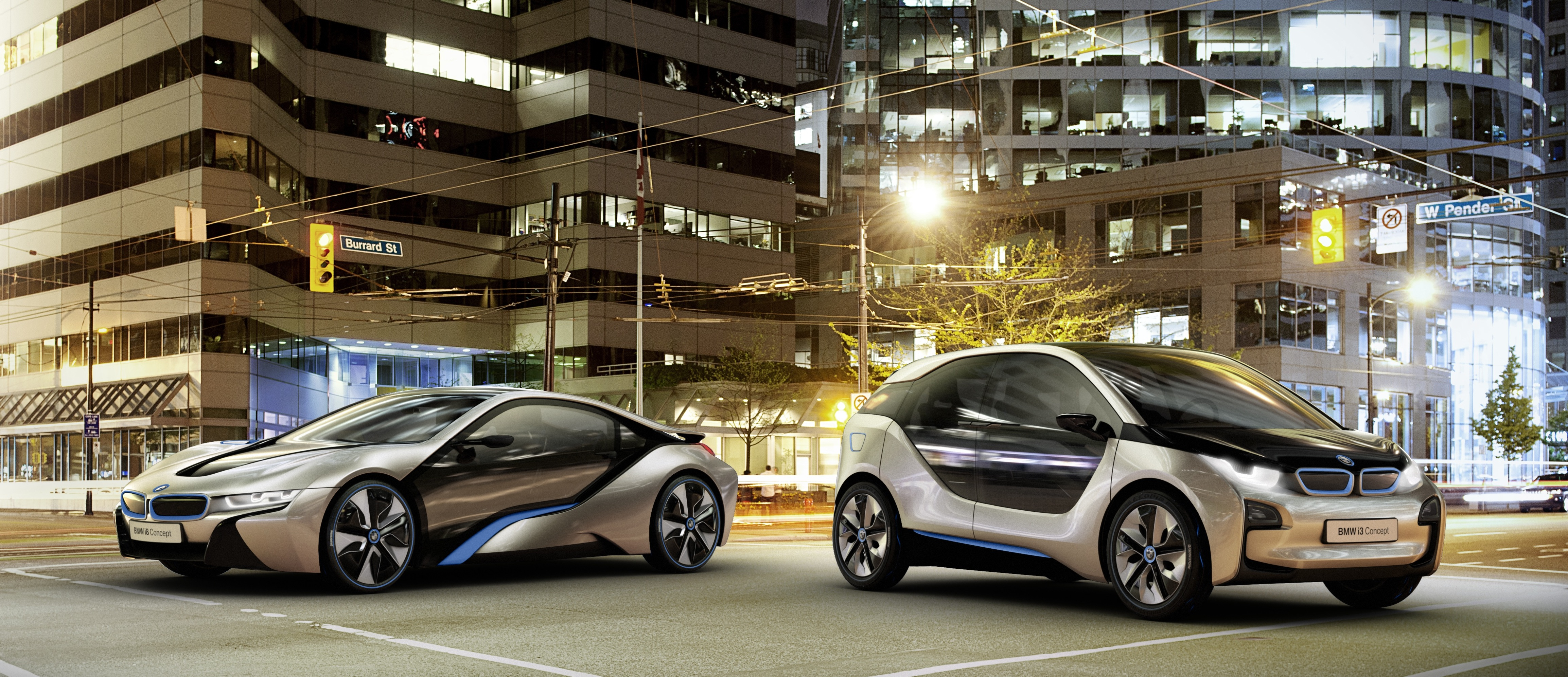 Electric Cars Range Bmw Electric Car I8 Range