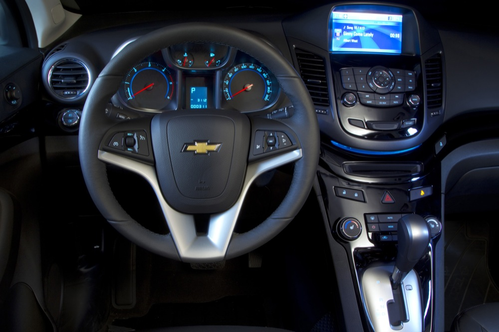 2011 Chevrolet Orlando GM Authority