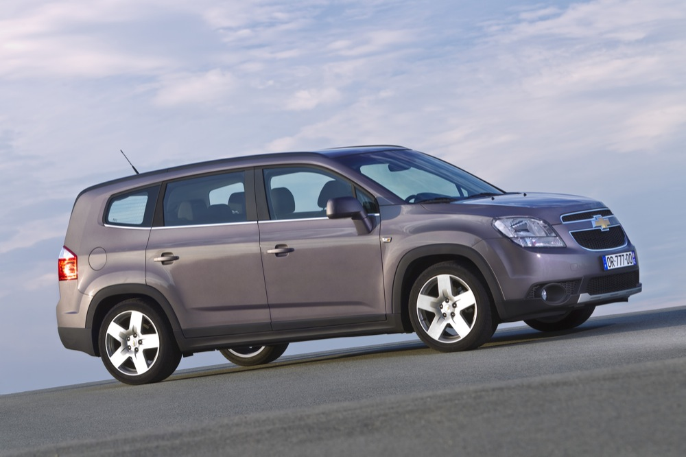 Chevy Orlando Sales Numbers, Figures, Results GM Authority