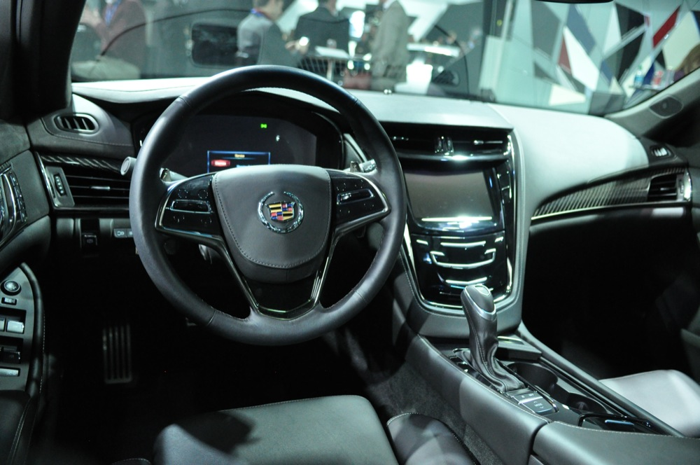 2014 Cadillac CTS Info, Specifications, Photos, Video, Wiki GM