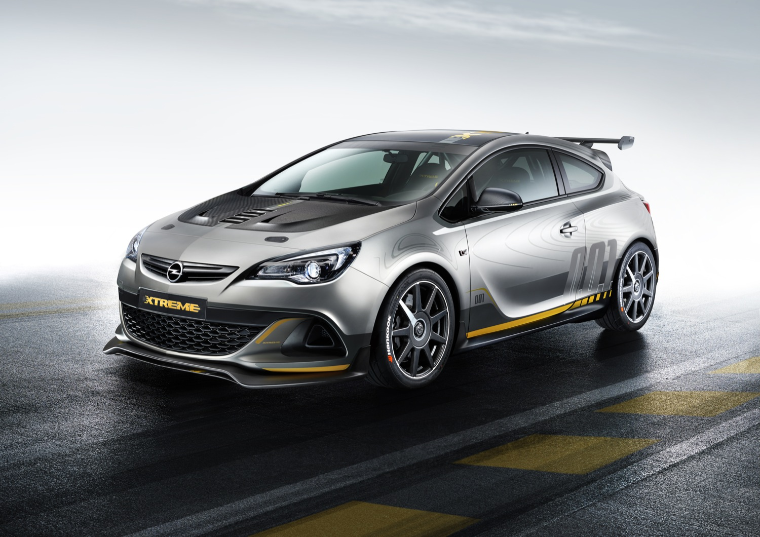 Opel Astra 2015 Opel Astra Opc Extreme Gm Authority