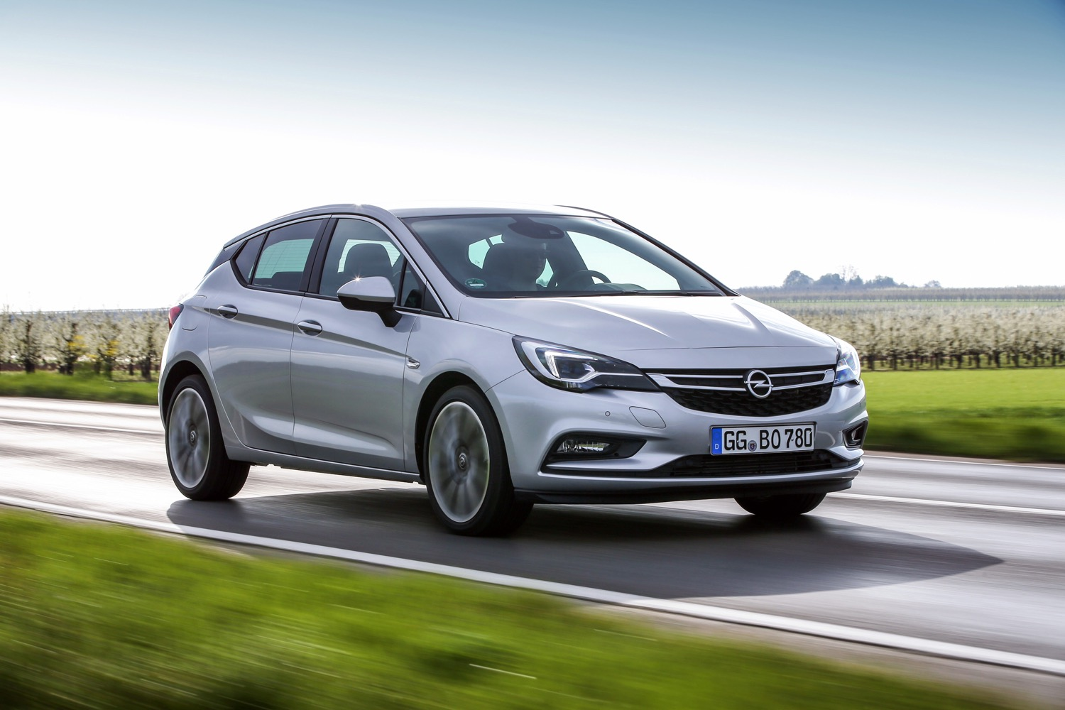 Opel Astra 2016 Opel Astra Biturbo Hatchback Gm Authority