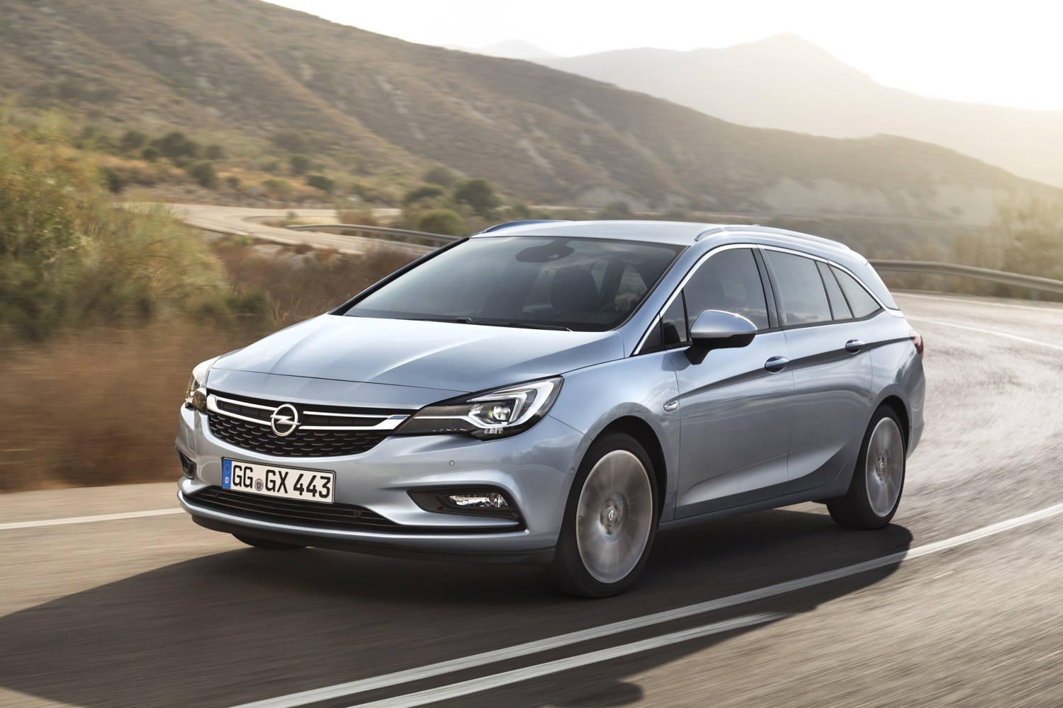 Opel Astra 2016 Opel Astra K Sports Tourer Gm Authority