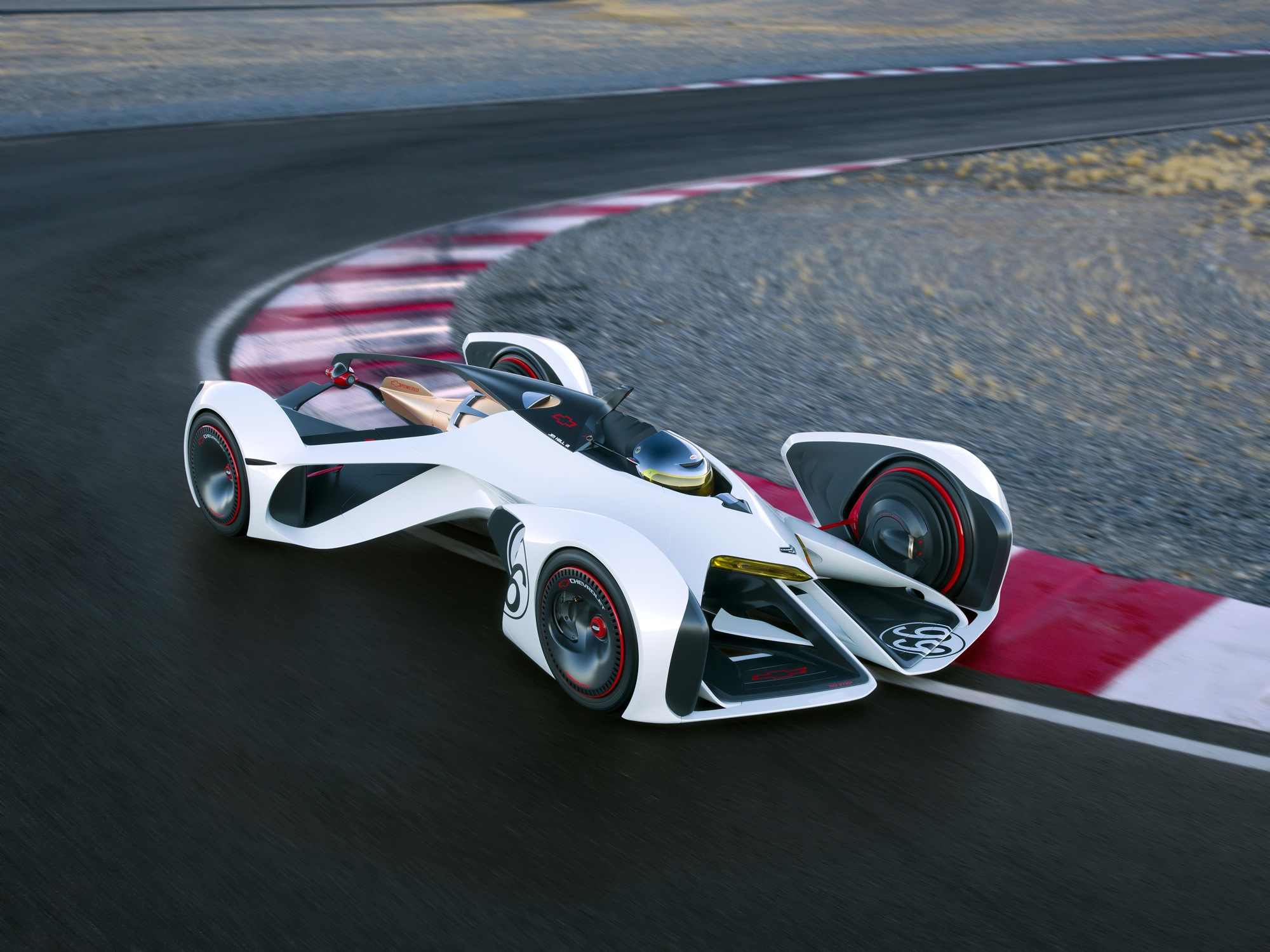 2x 2x Chevrolet Chaparral 2x Vision Gran Turismo Gm Authority