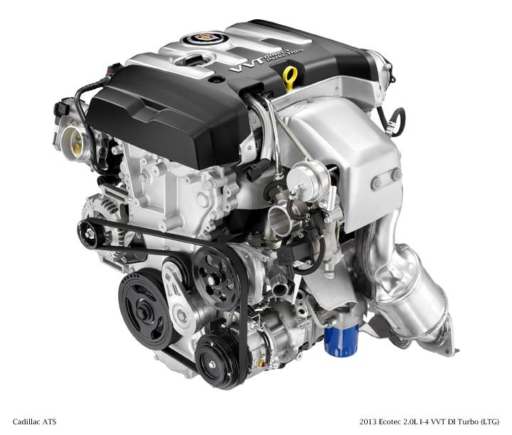 GM 20 Liter Turbo I4 LTG Engine Info, Power, Specs, Wiki GM Authority