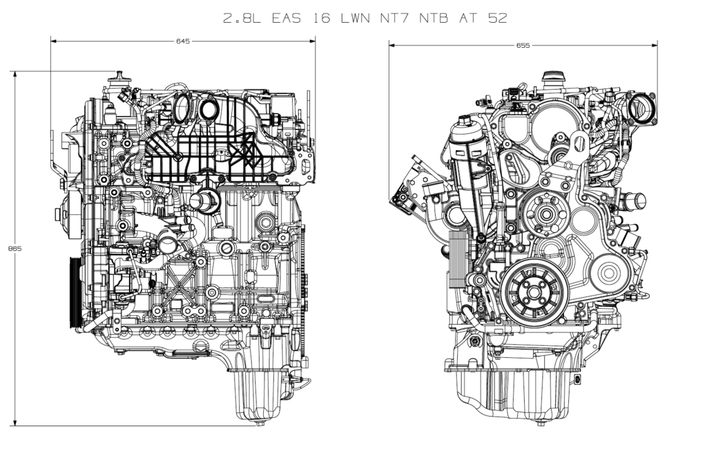 GM 28L Duramax Turbodiesel I4 LWN Engine Info GM Authority