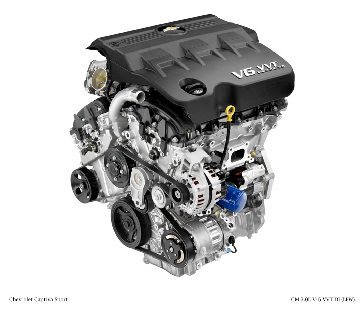GM 30 Liter V6 LFW Engine Info, Power, Specs, Wiki GM Authority