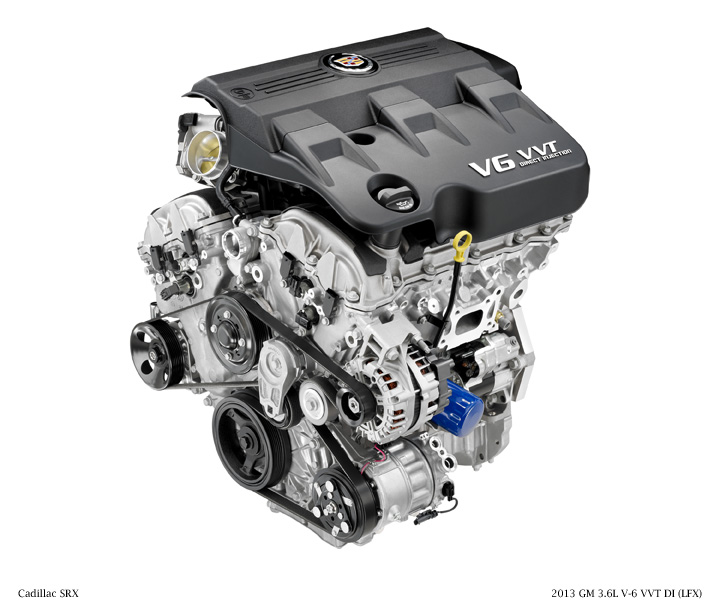 GM 36 Liter V6 LFX Engine Info, Power, Specs, Wiki GM Authority