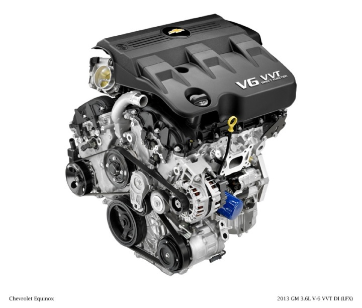 GM 36 Liter V6 LFX Engine Info, Power, Specs, Wiki GM Authority