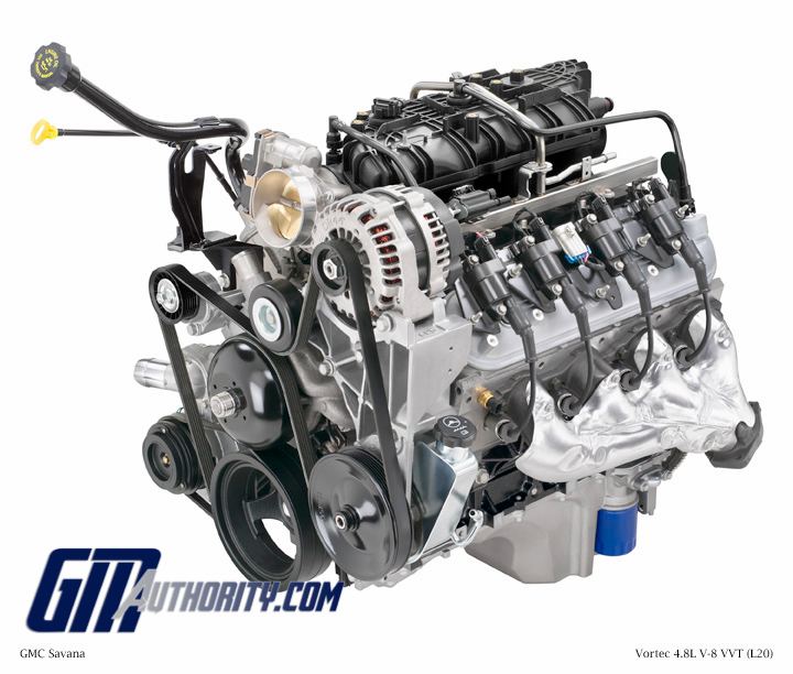 GM 48L Liter V8 Vortec L20 Engine Info, Power, Specs, Wiki GM
