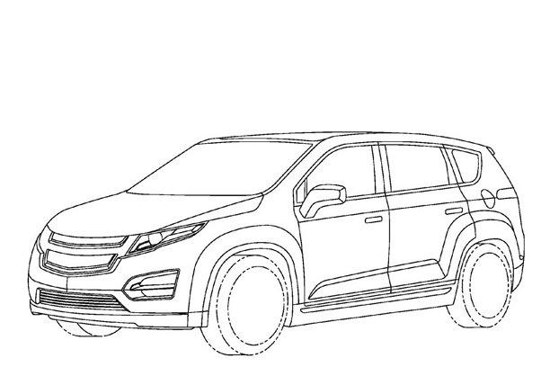 chevy volt concept car