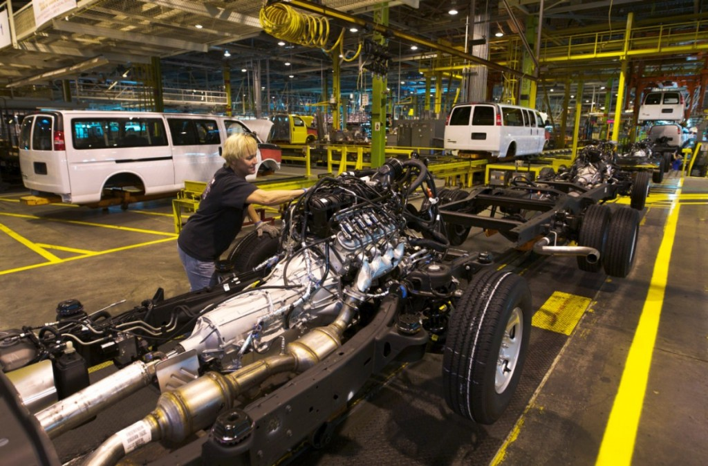 Regal 4x4 General Motors Invests $133 Million Into Wentzville
