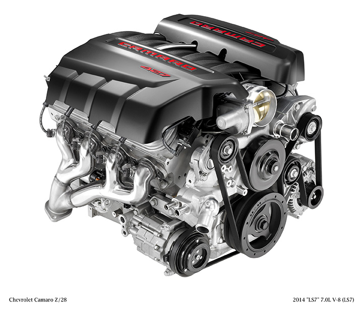 GM 70 Liter V8 Small Block LS7 Engine Info, Power, Specs, Wiki GM