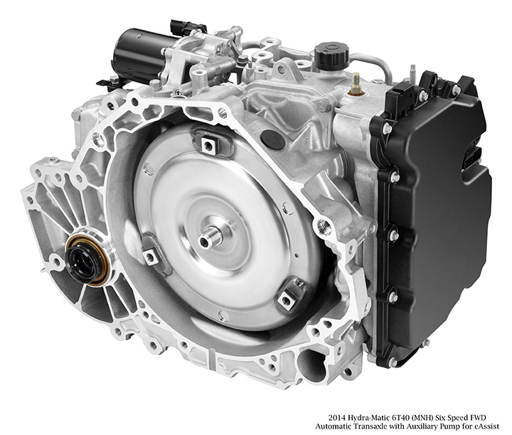 GM 6-Speed 6T40 MNH Transmission Info, Specs, Wiki GM Authority