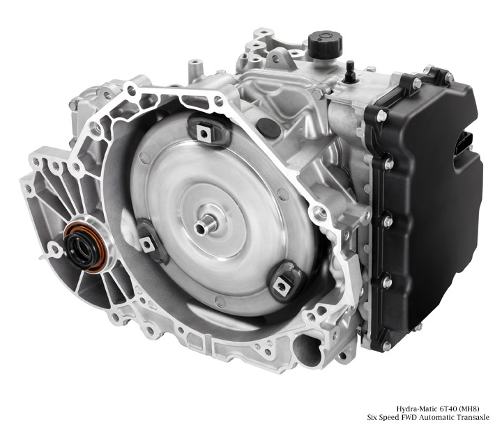 GM 6-Speed 6T40 MH8/MHB Transmission Info, Specs, Wiki GM Authority