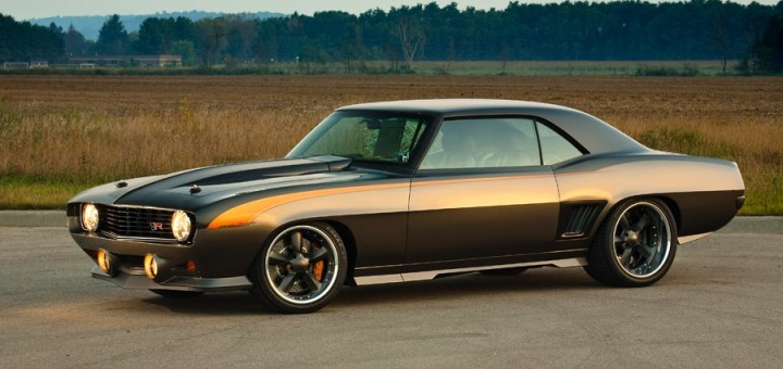 Dodge Muscle Car Wallpapers 1969 Chevrolet Camaro Razor By Ringbrothers Gm Authority
