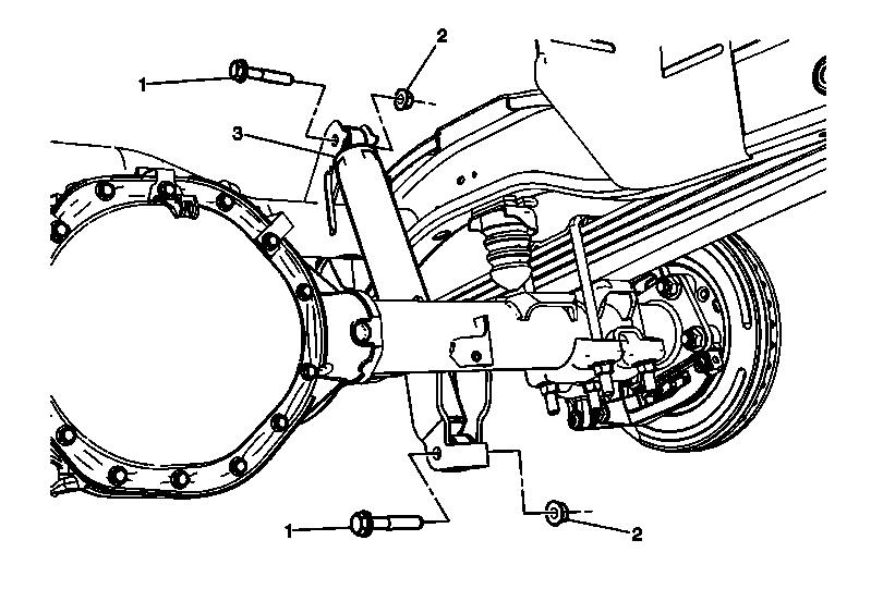 chevy truck suspension diagram