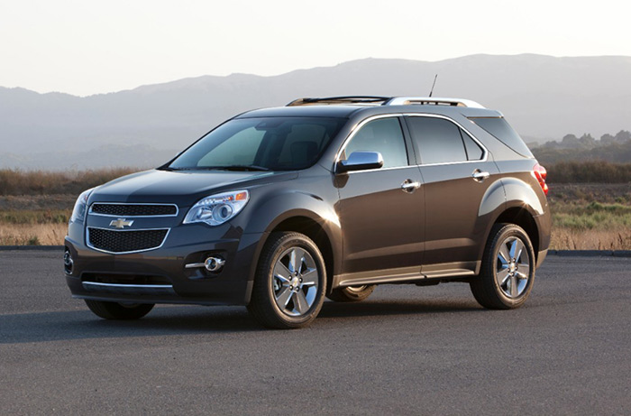 Chevrolet Equinox Towing It Behind An RV GM Authority
