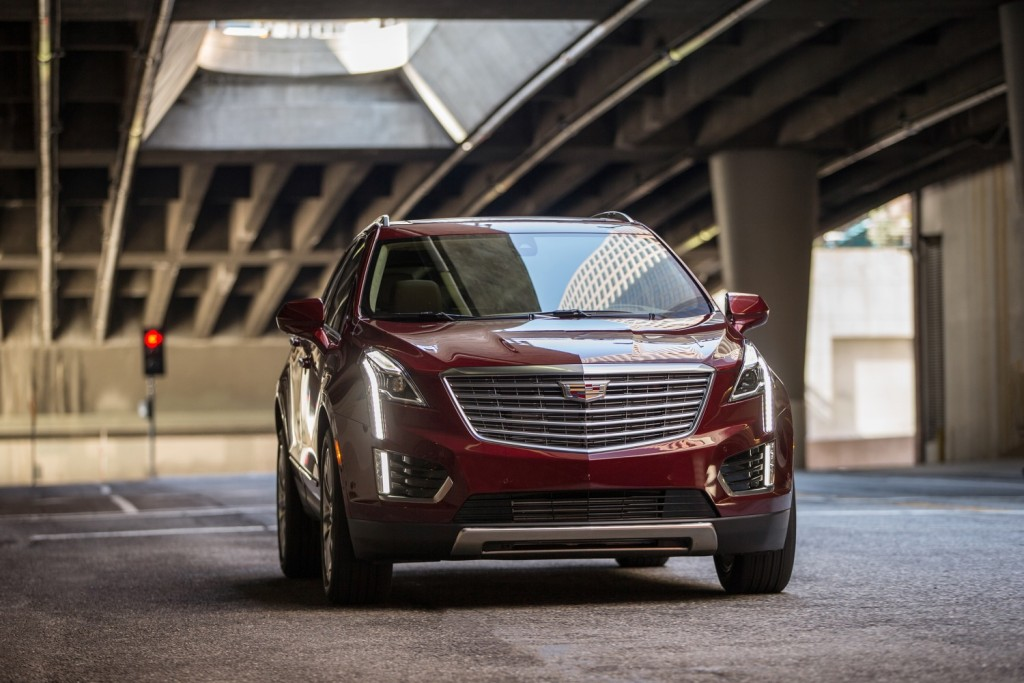 Cadillac XT5, CT6 Residuals Lag Key Rivals GM Authority