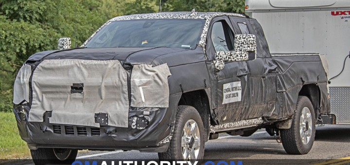 New GM HD Trucks To Introduce New 66L V-8 Engine GM Authority