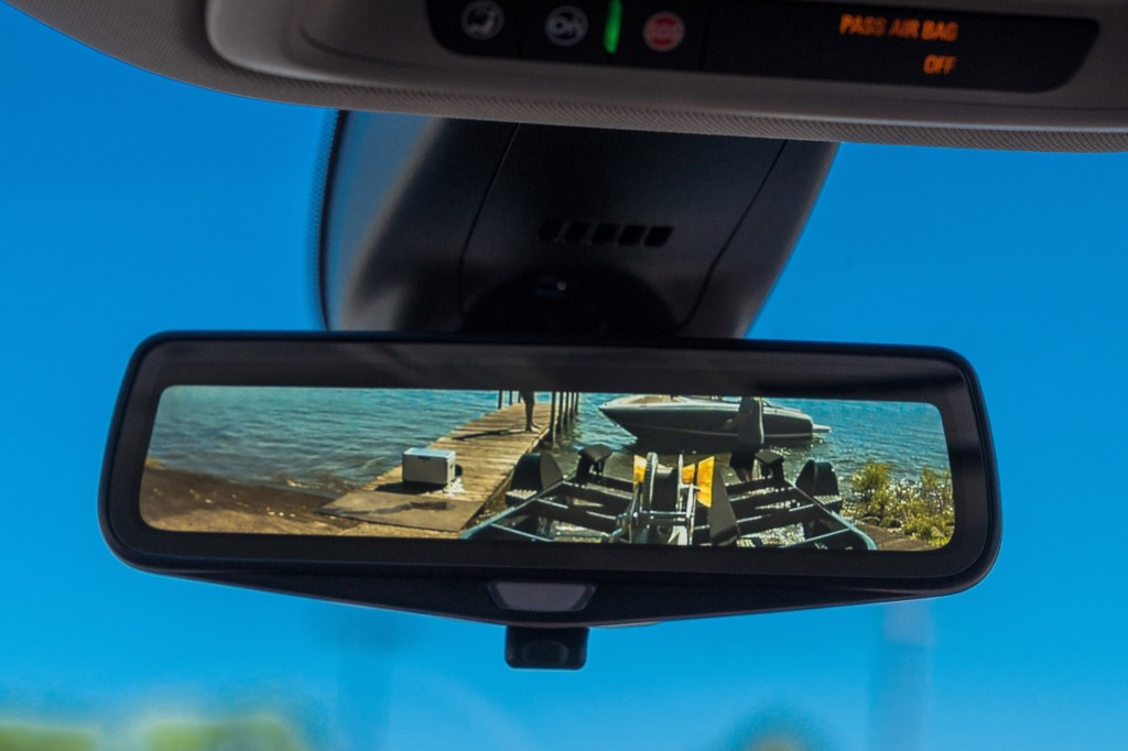 General Motors Rear Camera Mirror GM Authority