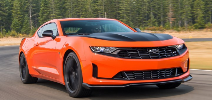 Camaro Sales Fall To Mustang, Challenger In Q4 2018 GM Authority