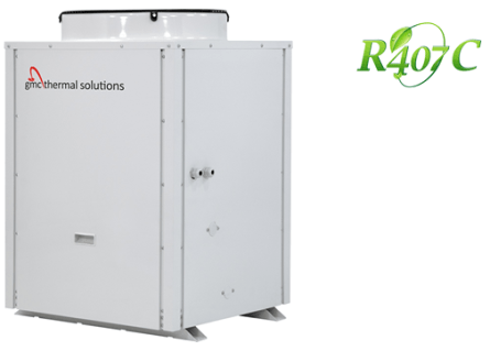 GMC - 19KW Industrial Heat Pump System