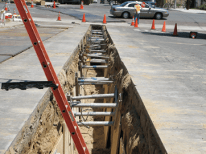 Hydraulic Shoring Products Trench Shoring Gme