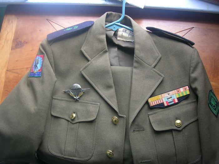 Gentleman's Club Legion Etrangere Uniform - France - Gentleman's Military