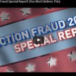 Election Fraud – Hilary is our worst nightmare