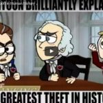 The Greatest theft in Human History