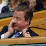 Cameron booed at Wimbledon after Andy Murray paid tribute to PM