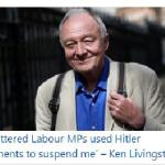 Time for a sabbatical/support Ken Livingstone