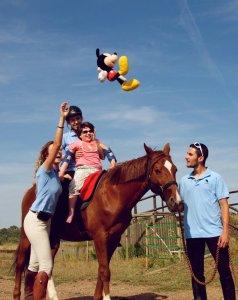 terapias con caballos Morales Fallon