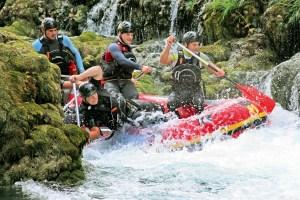 rafting Morales Fallon