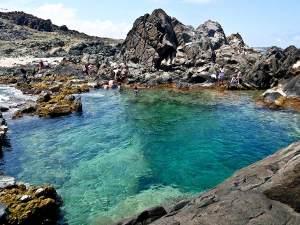 Piscina Noord Aruba Morales Fallon