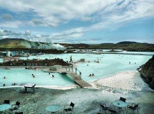 laguna azul Islandia Morales Fallon