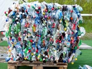 plastic bottles Morales Fallon